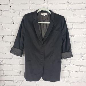 Giorgio Armani Vintage Black Cashmere Blazer